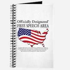 Funny 1st amendment Journal