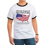 FreeSpeechArea10x10 T-Shirt