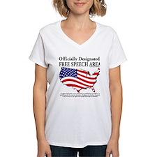 Cute Free speech Shirt
