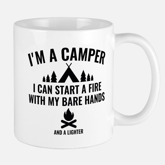 I'm A Camper Mug