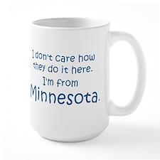 From Minnesota Mug