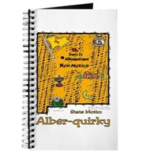 NM-Alber-quirky! Journal