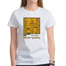 NM-Alber-quirky! Tee