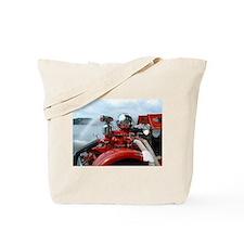 red pumper Tote Bag