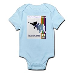 2005 Nationals Infant Creeper