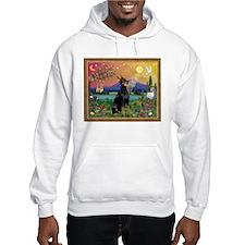 Doberman Fantasyland Hoodie
