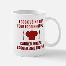 Four Food Groups Mug