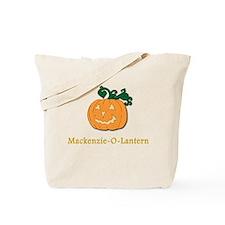 Mackenzie-O-Lantern Tote Bag