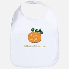 Lilian-O-Lantern Bib