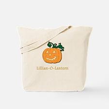 Lilian-O-Lantern Tote Bag