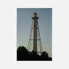Cool Boca grande lighthouse Rectangle Magnet