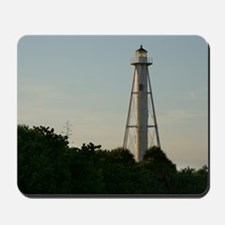 Boca Grande Lighthouse Mousepad