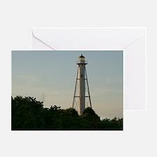 Boca Grande Lighthouse Greeting Cards (Pk of 10)