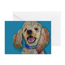 Lil' Poodle Greeting Cards (Pk of 10)