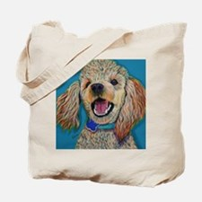 Lil' Poodle Tote Bag