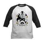 Adlington Family Crest    Kids Baseball Jersey