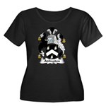 Adlington Family Crest    Women's Plus Size Scoop