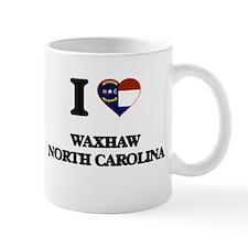 I love Waxhaw North Carolina Mugs