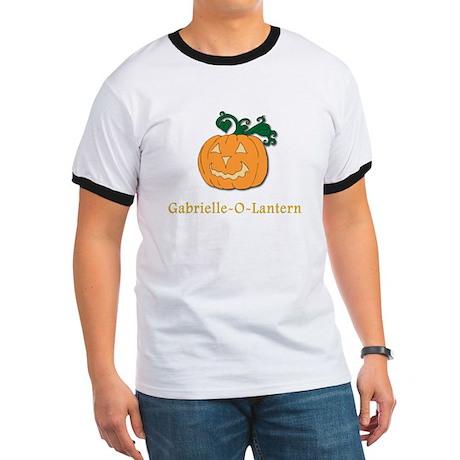 Gabrielle-O-Lantern Ringer T