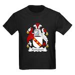 Abingdon Family Crest Kids Dark T-Shirt