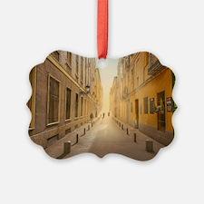 Street of Sun Ornament