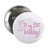 21st birthday Single