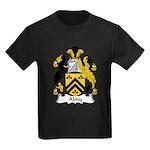 Abdy Family Crest Kids Dark T-Shirt