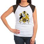 Abdy Family Crest Women's Cap Sleeve T-Shirt