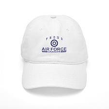 Proud Air Force Grandpa Baseball Cap