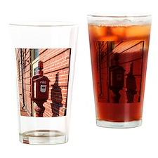 Alarm Box 1 Drinking Glass