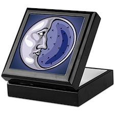 Crescent Moon Keepsake Box