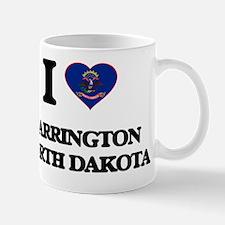 I love Carrington North Dakota Mug