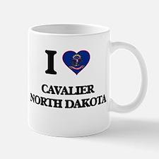 I love Cavalier North Dakota Mugs