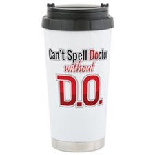 Unique Osteopathy Travel Mug