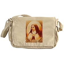 St. Therese Messenger Bag