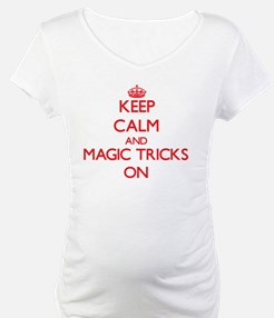 Keep Calm and Magic Tricks ON Shirt