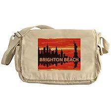 Brighton Beach. Messenger Bag