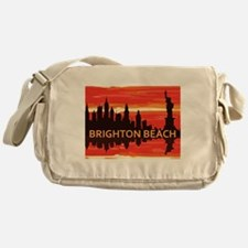 Brighton Beach. Messenger Bag