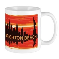 Brighton Beach. Mug