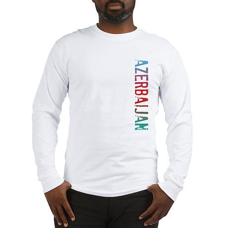 Azerbaijan Long Sleeve T-Shirt