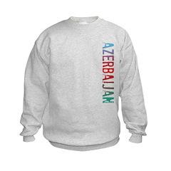 Azerbaijan Kids Sweatshirt