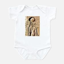 Sekhmet Lioness Goddess of Upper Egypt Infant Body
