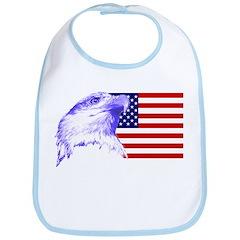American Eagle USA Bib
