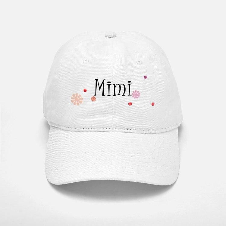 Mimi Retro Baseball Baseball Baseball Cap