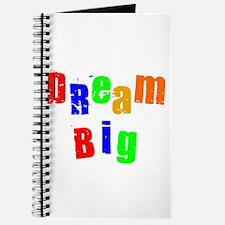 Scott Designs Dream Big Journal