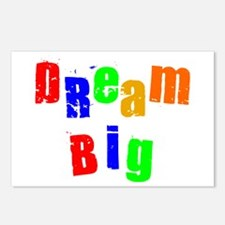 Scott Designs Dream Big Postcards (Package of 8)