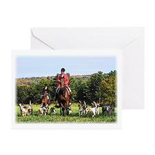 Fox Hunt -- Greeting Cards (Pk of 10)
