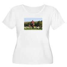 Fox Hunt -- T-Shirt