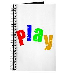Scott Designs Play Journal