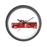 Fire truck Basic Clocks